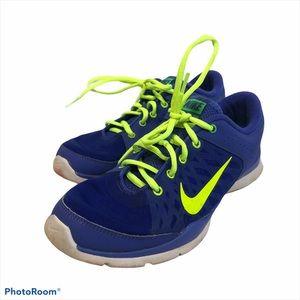 Nike Women's FlexTrainer 3 synthetic Athletic shoe